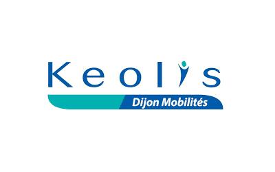 Logo Keolis Dijon