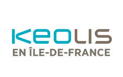 Logo Keolis Ile de France